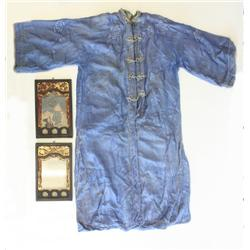 Pr Chinese watercolors & Japanese Kimono