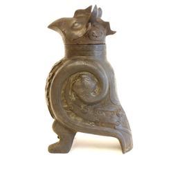 Chinese bronze wine decanter